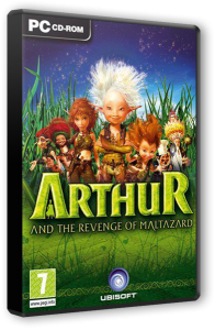 Артур и месть Урдалака / Arthur and The Revenge of Maltazard (2009) PC | RePack от Yaroslav98