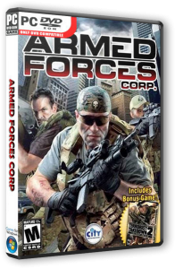 Armed Forces: Corp (2009) PC | Лицензия