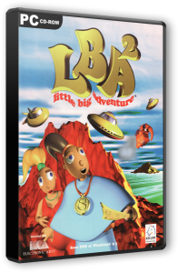 Little Big Adventure 2 - Twinsen's Odyssey (1997) PC | Лицензия