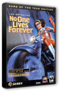 The Operative: No One Lives Forever (2000) PC | Repack от Corsar