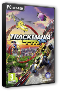 Trackmania Turbo (2016) PC | RePack от FitGirl