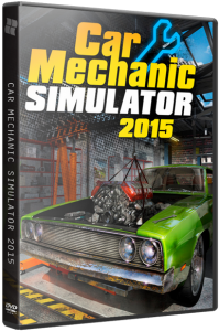 Car Mechanic Simulator 2015: Gold Edition (2015) PC | RePack от SpaceX