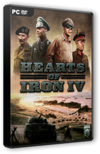Hearts of Iron IV: Field Marshal Edition (2016) PC | RePack от Other's