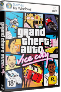 Grand Theft Auto: Vice City (2003) PC | RePack от NONAME