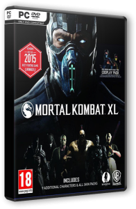 Mortal Kombat XL (2016) PC | RePack от dixen18
