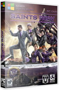 Saints Row 4: Game of the Century Edition (2014) PC | RePack от FitGirl