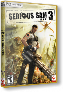 Крутой Сэм 3: BFE / Serious Sam 3: BFE (2011) PC | RePack от Pioneer