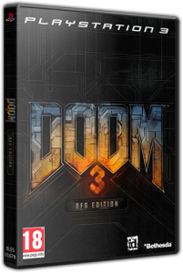 DOOM 3 BFG Edition (2012) PS3 | RePack by PURGEN