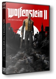 Wolfenstein II: The New Colossus (2017) PC | RePack от Bellish@