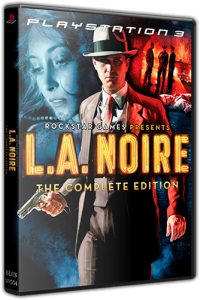 L.A. Noire: The Complete Edition (2011) PS3 | RePack by PURGEN