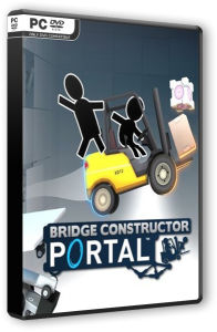 Bridge Constructor Portal (2017) PC | Лицензия