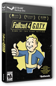 Fallout 4: Game of the Year Edition (2015) PC | RePack от qoob
