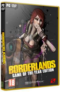 Borderlands: Game of the Year Edition (2010) PC | RePack by FitGirl