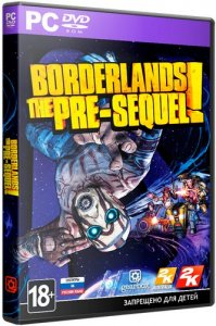 Borderlands: The Pre-Sequel (2014) PC | RePack by FitGirl
