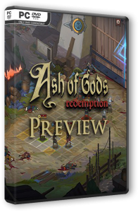 Ash of Gods: Redemption (2018) PC | RePack от xatab