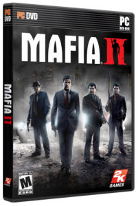 Мафия 2 / Mafia II: Director's Cut (2011) PC | Лицензия
