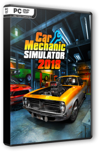 Car Mechanic Simulator 2018 (2017) PC | RePack от Chovka