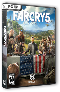 Far Cry 5: Gold Edition (2018) PC | Лицензия