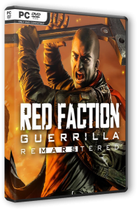 Red Faction Guerrilla Re-Mars-tered (2018) PC | RePack от qoob