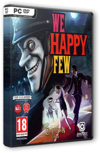 We Happy Few (2018) PC | RePack от SpaceX