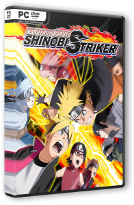 Naruto to Boruto: Shinobi Striker (2018) PC | RePack от FitGirl