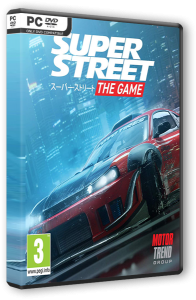 Super Street: The Game (2018) PC | Лицензия