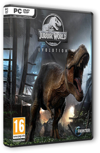 Jurassic World Evolution: Deluxe Edition (2018) PC | RePack от FitGirl
