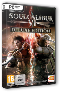 Soulcalibur VI: Deluxe Edition (2018) PC | RePack от FitGirl