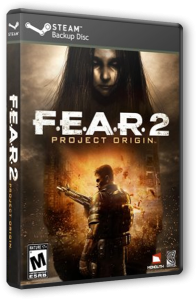 F.E.A.R. 2: Project Origin + Reborn (2009) PC | RePack от FitGirl