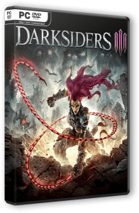 Darksiders III: Deluxe Edition (2018) PC | Repack от Decepticon