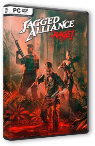 Jagged Alliance: Rage! (2018) PC | RePack от FitGirl