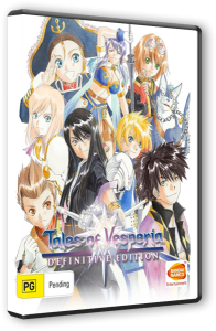 Tales of Vesperia: Definitive Edition (2019) PC | RePack от FitGirl
