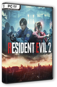 Resident Evil 2 / Biohazard RE:2 - Deluxe Edition (2019) PC | RePack от SpaceX