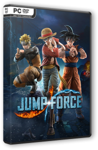 Jump Force - Ultimate Edition (2019) PC | RePack от FitGirl