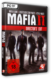 Мафия 2 / Mafia II: Director's Cut (2011) PC | Repack от xatab