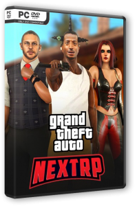 GTA / Grand Theft Auto: San Andreas - Next RP [+ MP] (2019) PC
