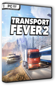 Transport Fever 2 (2019) PC | RePack от Chovka
