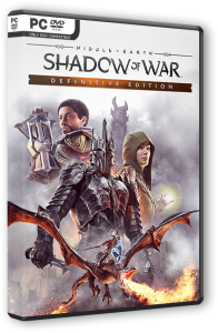 Middle-earth: Shadow of War - Definitive Edition (2018) PC | Repack от xatab