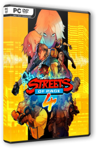 Streets of Rage 4 (2020) PC | Repack от xatab