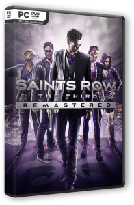 Saints Row: The Third - Remastered (2020) PC | RePack от FitGirl