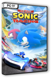 Team Sonic Racing (2019) PC | Repack от xatab