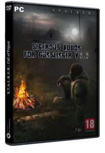 S.T.A.L.K.E.R.: Call of Pripyat - Sigerous Addon for Gunslinger (2020) PC | RePack by SpAa-Team