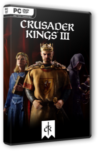 Crusader Kings III (2020) PC | RePack от Chovka