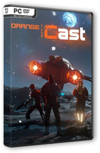 Orange Cast: Sci-Fi Space Action Game (2021) PC | RePack от SpaceX