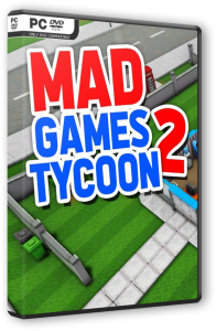 Mad Games Tycoon 2 [Early Access] (2021) PC | RePack от Pioneer