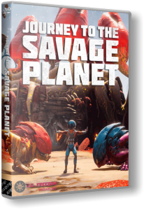 Journey to the Savage Planet (2020) PC | RePack от R.G. Freedom