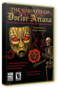 Кабинеты доктора Аркана / The Cabinets of Doctor Arcana (2018) PC