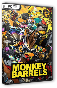 Monkey Barrels (2021) PC | RePack от FitGirl