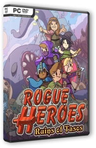 Rogue Heroes: Ruins of Tasos (2021) PC | RePack от Pioneer