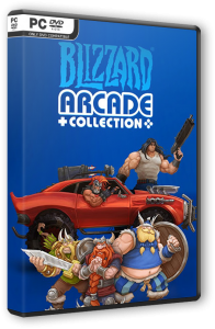 Blizzard Arcade Collection (2021) PC | RePack от FitGirl